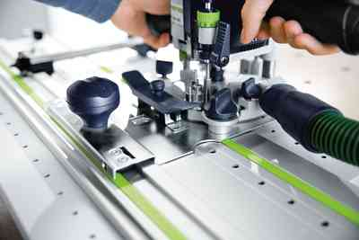 Rail de Guidage FS 1400//2-LR 32 Festool