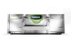 Systainer³ avec enceinte Bluetooth® intégrée TOPROCK
