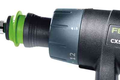 Festool Akku-Bohrschrauber CXS 2,6-Plus576092