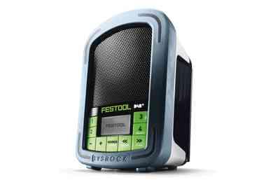 SYSROCK 202111 Festool Baustellenradio BR 10 DAB